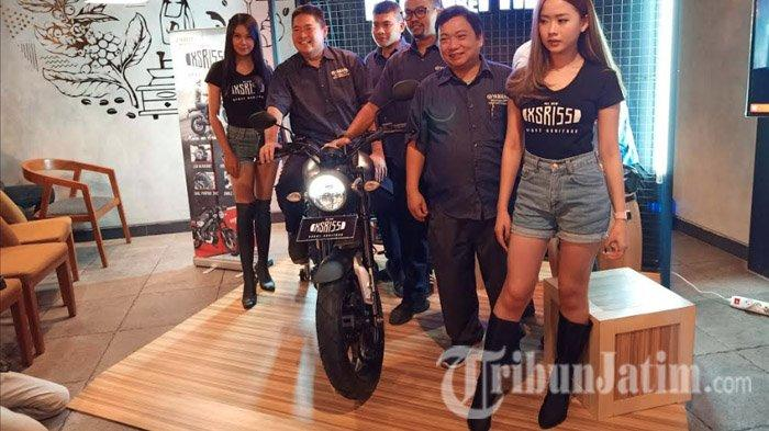 PT Surya Timur Sakti Jatim Optimistis Capai Target 500 Unit Yamaha All New XSR 155 Per Bulan
