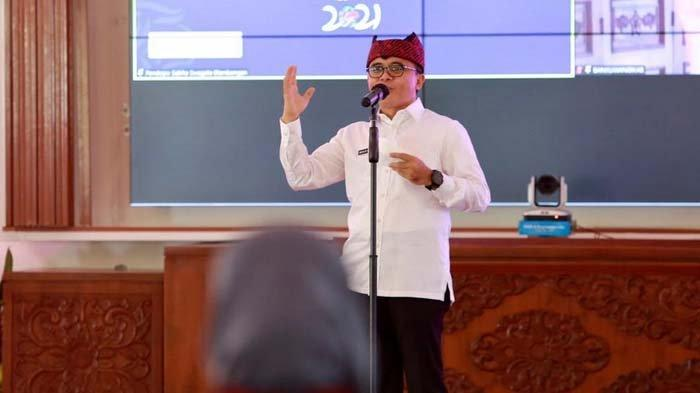 Banyuwangi Luncurkan Kalender Wisata Berkonsep Hybrid Pertama di Indonesia, Diresmikan Sandiaga Uno