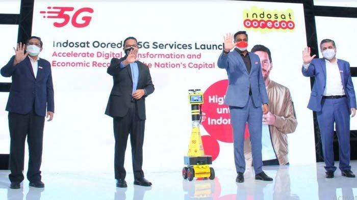 Surabaya Akan Menjadi Kota Ketiga Peluncuran Layanan 5G Indosat Ooredoo