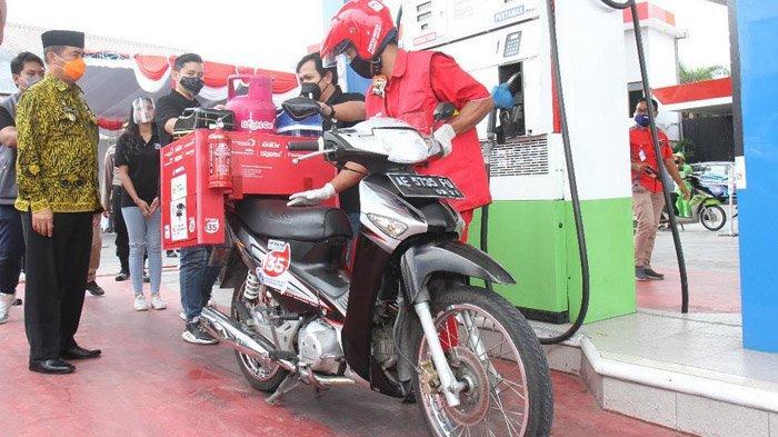 Pertamina Delivery Service Ada di Kediri dan Madiun, Warga Bisa Beli BBM dan LPG Tanpa Keluar Rumah