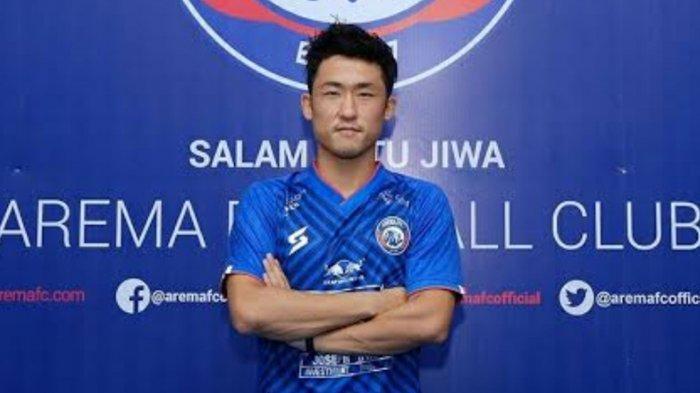 Jepang Imbau Warganya Pulang Kampung, Bagaimana Renshi Yamaguchi Gelandang Arema FC?