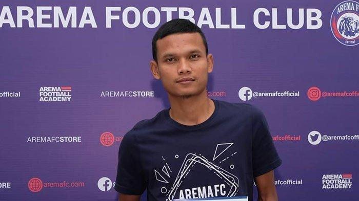Nurdiansyah Pergi, Arema FC Kedatangan Ikhfanul Alam