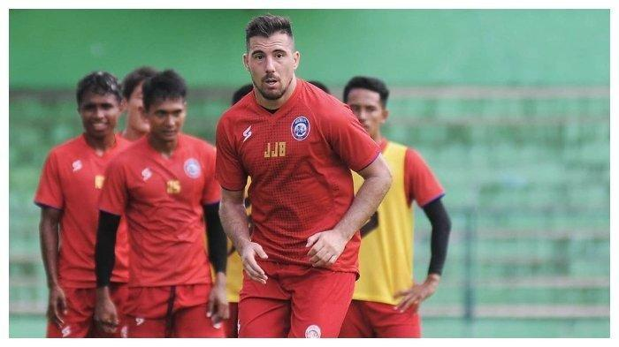Bukan Produktif Cetak Gol, Pemain Arema FC Malah 'Rajin' Koleksi Kartu Kuning, Ada 13!