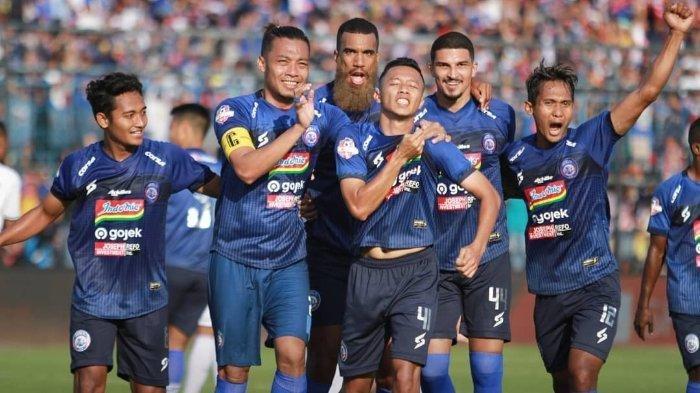 Manajemen Arema FC Tak Pasang Target Juara di Piala Presiden 2020, Fokus Bangun 'Chemistry' Tim Dulu