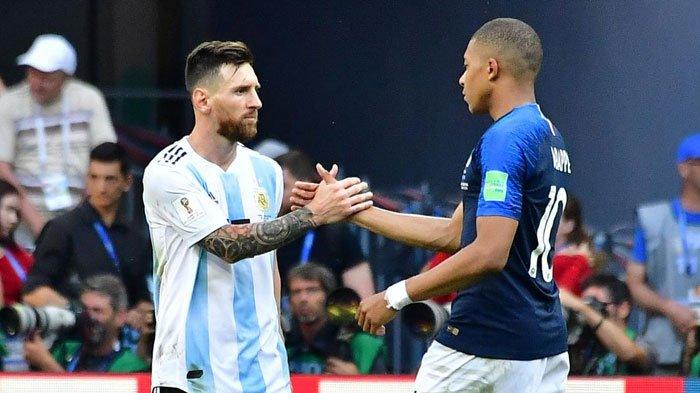 Lionel Messi Dibungkam Kylian Mbappe, Pemain 19 Tahun Penggemar Berat Cristiano Ronaldo