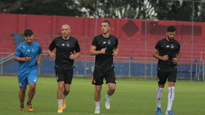 Pemain Asing Mulai Nyetel, Persik Kediri Agendakan Uji Coba Sebelum Tampil di Liga 1 2021