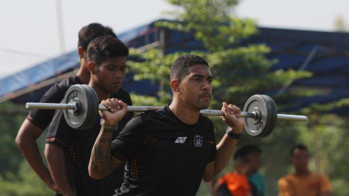 Bhayangkara FC Vs Persik Kediri - Peluang Debut Dionatan Machado di Liga 1 2021 masih Abu-abu