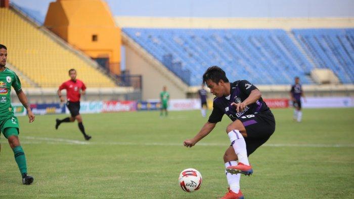 Tekad Pemain Anyar Persik Kediri Haryanto Pantao Tembus Skuad Utama Tim Macan Putih di Liga 1 2021