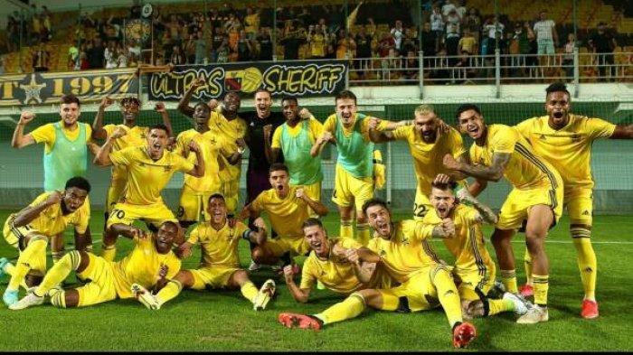 Profil Sheriff Tiraspol, Klub Termiskin Eropa yang Ukir Sejarah Jadi Pendatang Baru Liga Champions