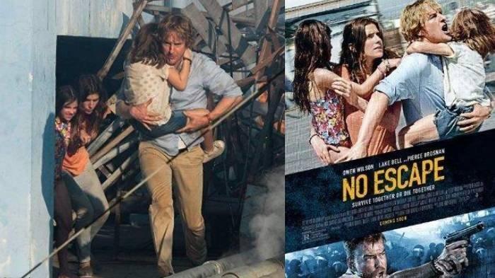 Sinopsis Film No Escape, Dibintangi Lake Bell & Pierce Brosnan, Malam Ini di Trans TV Jam 19.30 WIB
