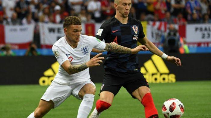 Berujung Gol Dramatis, Berikut 4 Fakta Menarik Kroasia Vs Inggris pada Semifinal Piala Dunia 2018