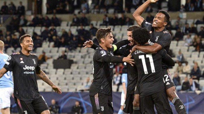 Hasil Liga Champions - Juventus Lepas dari Bayang-bayang Ronaldo, Nyonya Tua Menang Telak atas Malmo