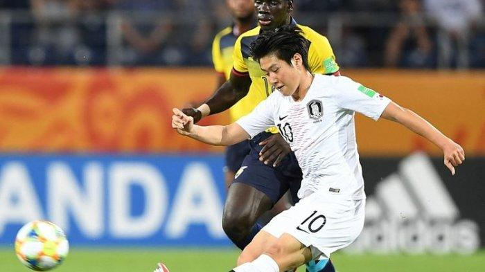 Daftar Skuad Timnas Korea Selatan di Olimpiade Tokyo 2020, Ada Wonderkid Valencia
