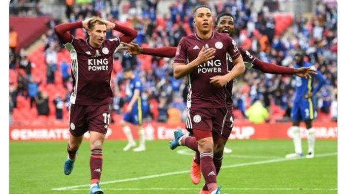TERPOPULER BOLA: Sejarah Baru Leicester City Juara Piala FA hingga Ady Setiawan Dipanggil Timnas