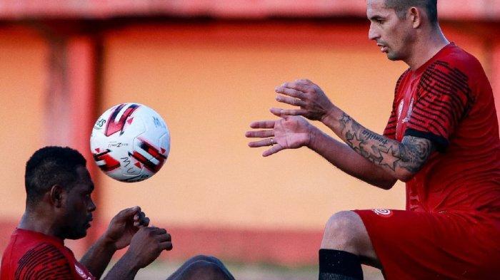 Pelatih Madura United Siapkan Treatment Khusus Bagi Pemain yang Obesitas