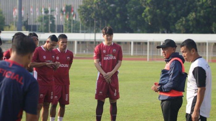Lawan PS Tira, Madura United akan Tampil dengan Kekuatan Penuh