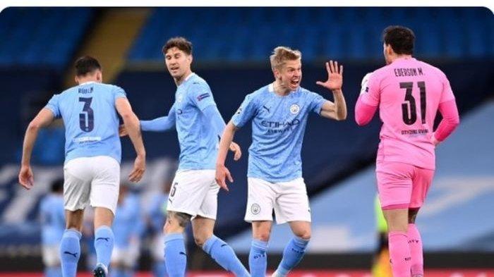 Tumbangkan PSG, Manchester City Catat Sejarah Baru di Ajang Liga Champions