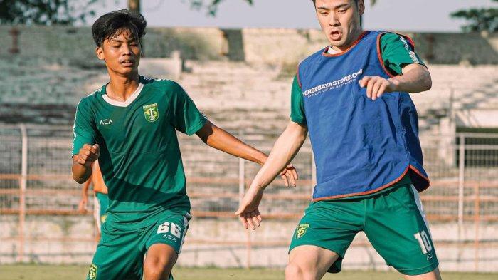 Persebaya Surabaya Terus Matangkan Visi Bermain Jelang Kick Off Liga 1 2021