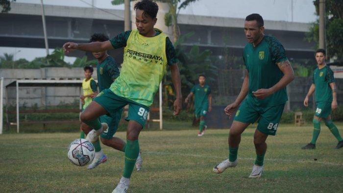 BRI Liga 1 2021 - Jelang Hadapi PS Tira, Persebaya Surabaya Terus Matangkan Komposisi Pemain