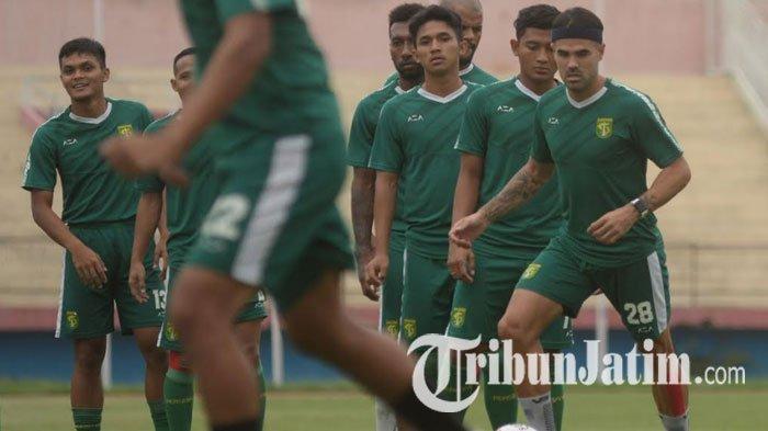 Kompetisi Diwacanakan Bergulir Lagi, Pelatih Kiper Persebaya Ingin Tim Liga 1 Lakukan Persiapan Juli