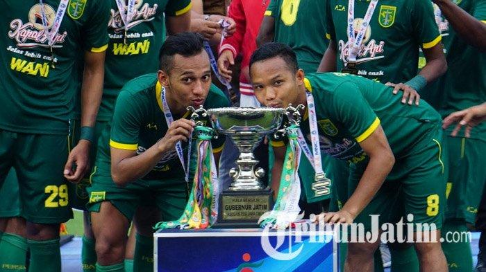 Ambil Langkah Berani, Persebaya Bakal Turunkan 100 Persen Pemain Lokal di Piala Menpora 2021