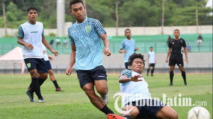 Pelatih Persela Sudah Rancang Menu Latihan Kembali ke Liga 1, Managemen 'OK', Tunggu Regulasi PSSI