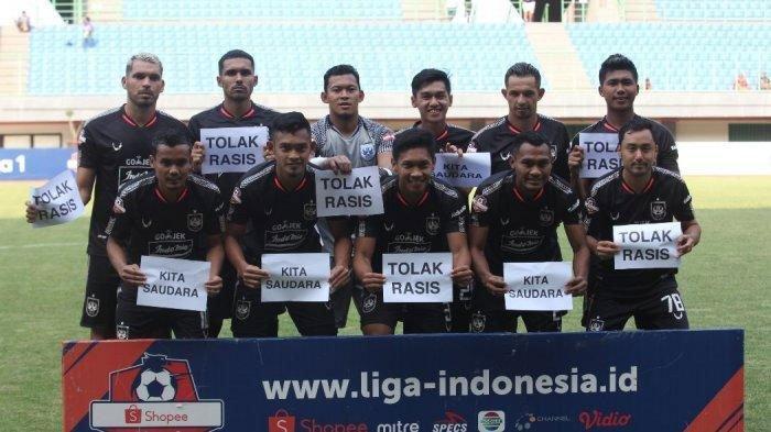 Hasil Persela Vs PSIS, Dramatis, Laskar Joko Tingkir Takluk 0-1 dari Tim Tamu