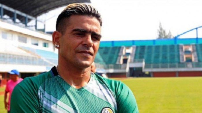Cristian Gonzales Dipastikan Kembali Bela PSS Sleman pada Putaran Kedua Liga 2 2018