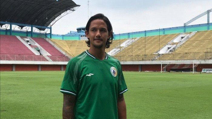 Kode Keras Irfan Bachdim untuk Tim Singo Edan, Sampaikan Terimakasih ke Arema FC