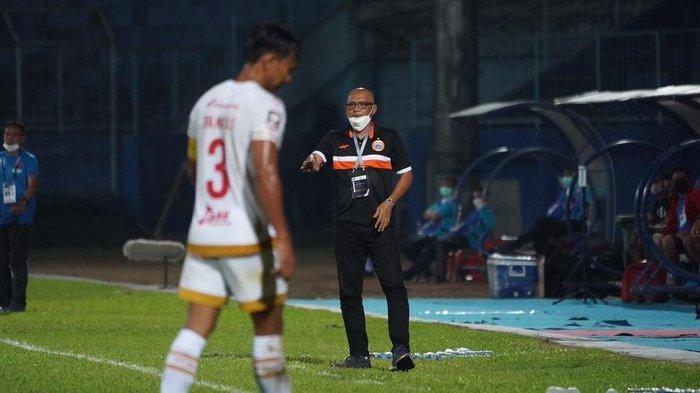 Pelatih Persija Bersyukur Skuatnya Lolos dari Lubang Jarum Usai Taklukkan Bhayangkara Solo FC