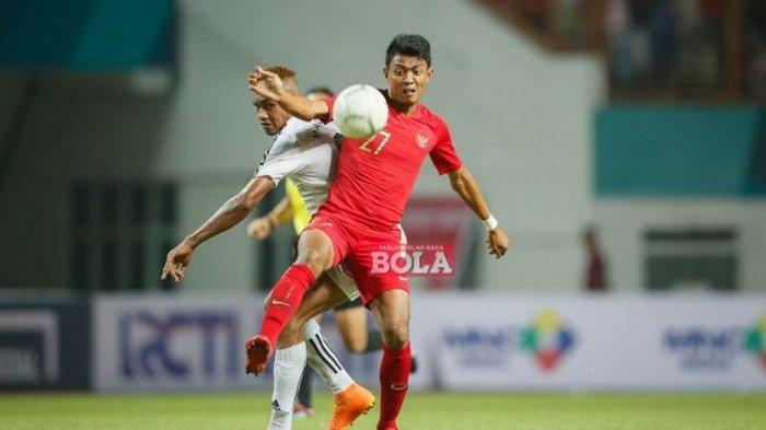 Ganggu Pandangan Kiper Taiwan, Dedik Setiawan Bantu Timnas Indonesia Unggul 1-0