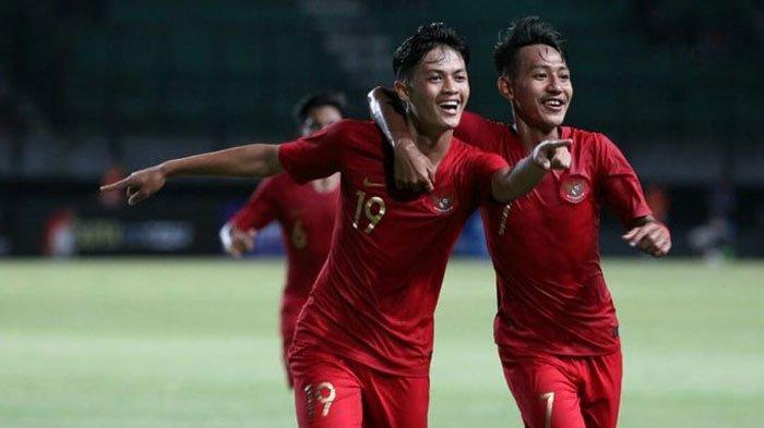Pemain Timnas U-19 Indonesia Alfeandra Dewangga Resmi Gabung PSIS Semarang seusai Trial di Persib
