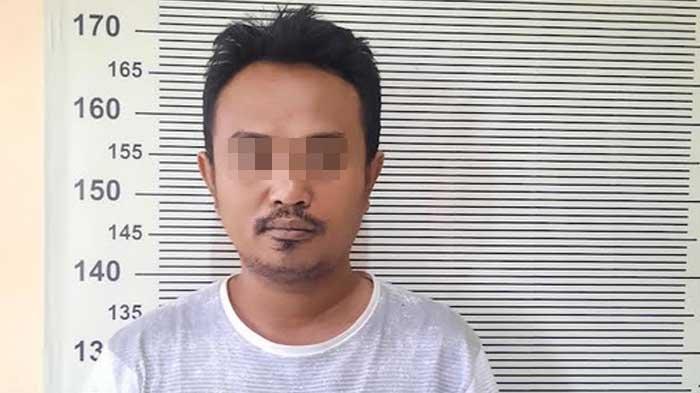 Hasrat Mengonsumsi Sabu Kandas, Pria di Surabaya Disergap Polisi di Depan Gang Rumahnya