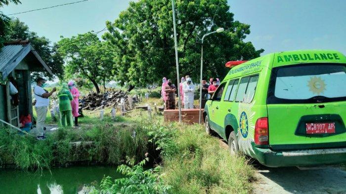 UPDATE CORONA Gresik Jumat 19 Juni, Positif Tambah 13 Orang Tersebar di 6 Kecamatan: Total 423 Kasus