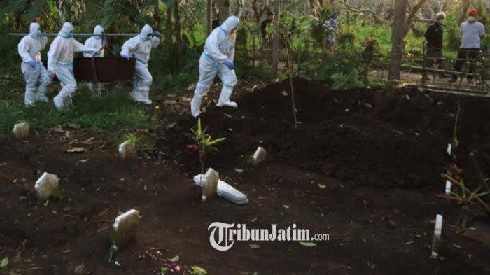Curhat Petugas Pemakaman Covid-19 di Malang Hadapi Penolakan dari Warga, 'Ibaratkan Ini Saudaramu'