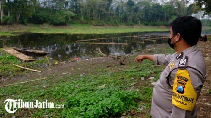 Niat Membersihkan Diri, Pemancing Terperosok ke Dalam Jurang Waduk Selorejo hingga Meninggal Dunia
