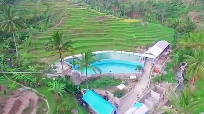 Harga Tiket Masuk Pemandian Tirta Husada & Bukit Cumbri, Bisa Berenang hingga Mencoba Mendaki Gunung