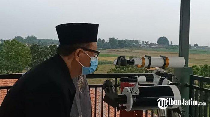 Hilal di Kabupaten Kediri Belum Terlihat, Kemenag: Puasa Ramadan 2021 Istikmal, Digenapkan 30 Hari