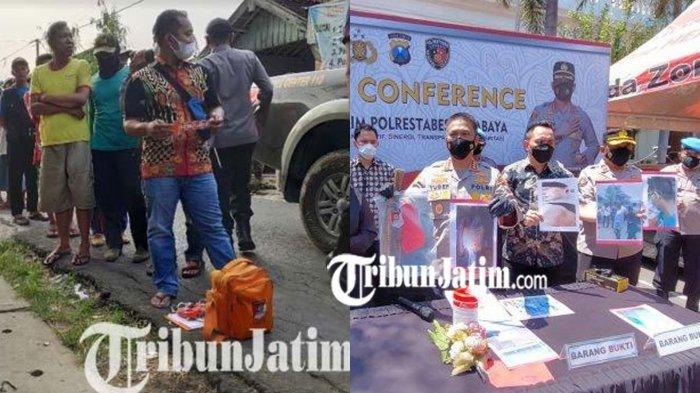 BERITA TERPOPULER JATIM: Pembacokan Teman di Tuban hingga Preman Surabaya Keroyok Polisi