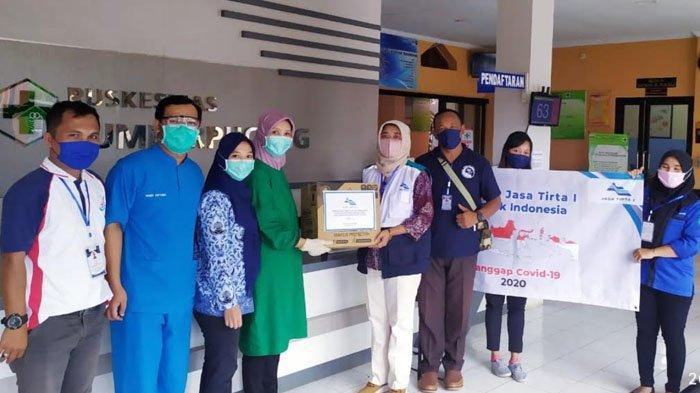 PJT 1 dan JTE Alihkan THR Direksi untuk Bantuan Sosial dan APD di 4 Provinsi, Termasuk Jawa Timur