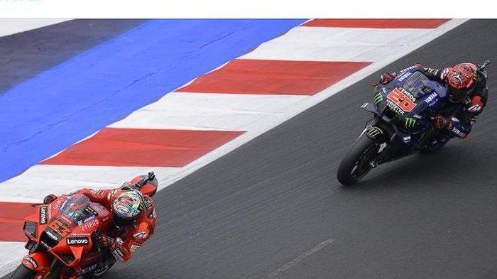Meski Fabio Quartararo Melesat, Marc Marquez Menilai Yamaha Masih Kalah Kencang dari Ducati