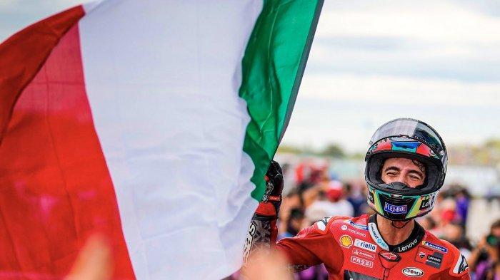 Sosok Kunci di Balik Keberhasilan Bagnaia Kangkangi Marquez dan Quartararo, Bukan Rossi, Siapa?