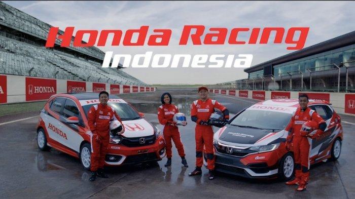 Tim Honda Racing Indonesia Kenalkan Komposisi Pembalap Baru di Ajang ISSOM 2021