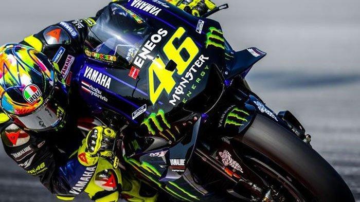Gagal Finis di MotoGP Belanda 2019, Valentino Rossi: 3 Tabrakan Berturut-turut yang Sangat Memalukan