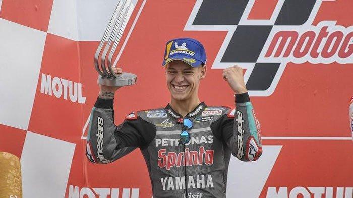 Fabio Quartararo Tak Jemawa Meski Jadi Tercepat di Tes Pramusim MotoGP 2020 Qatar Hari Kedua