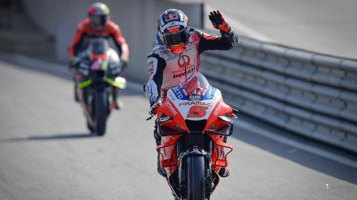 Hasil FP2 MotoGP San Marino 2021 - Johann Zarco Tercepat, Ducati Berkuasa
