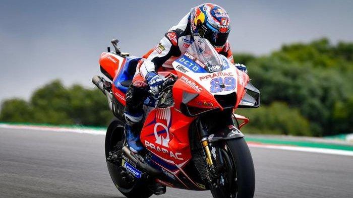 Starting Grid MotoGP Austria 2021: Jorge Martin Pimpin Balapan, Valentino Rossi Terdampar