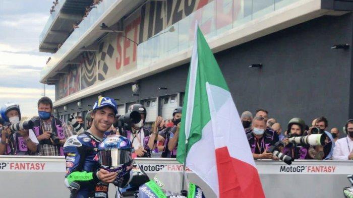 Profil Enea Bastianini, Rookie Ducati yang Pernah Juara Moto2, Jagoan Baru MotoGP dari Italia