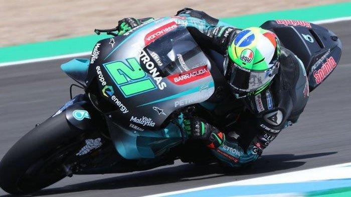 Rekrut Rossi, Petronas Yamaha Malah Jagokan Franco Morbidelli Jadi Juara MotoGP 2021