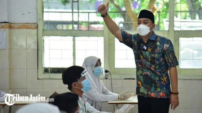 PTM Surabaya Bisa Dimulai 12 Juli, Syaratnya: Masing-masing Wilayah Bisa Mengantisipasi Zona Merah